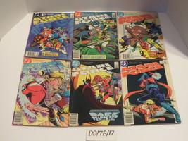 DC Comics Atari Force Comic Lot Issues #1-6 1984 Gerry Conway - $11.99