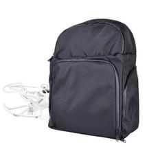 Nylon Drone Backpack - Fits a DJI Phantom 3 / Phantom 4 Sized Drone(Black) - $62.95 CAD