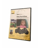 Nikon Camera School DVD 2009 Fast Fun EAsy Great Digital SLR Pictures - $10.99