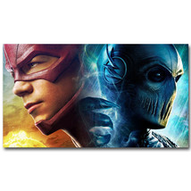 The Flash ZOOM Marvel Superheroes TV Series Poster  - $5.95+