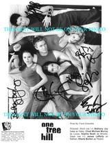 One Tree Hill Cast Signed Autograph Autogram 8x10 Rp Photo By All 6 Sophia Bush - $17.99