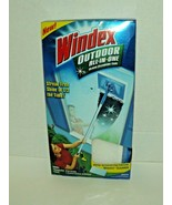 Windex Outdoor All-In-One Glass Cleaning Tool 720056 New (w) - $29.69