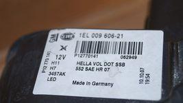 08-12 Saab 9-3 Halogen Headlight Lamps Set Pair L&R image 7