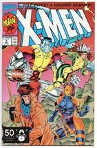 X-Men #1 (1991 Marvel) Colossus/Gambit/Psylocke/Rogue on Cover  VF+ - $3.49