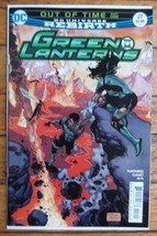 Green Lanterns #27(Sept 2017,DC Comics)-DC Universe Rebirth-Out Of Time - £6.72 GBP