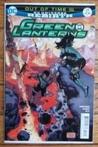 Green Lanterns #27(Sept 2017,DC Comics)-DC Universe Rebirth-Out Of Time - $9.00