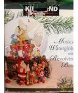 Kirkland Musical Waterglobe With Revolving Base 37213 - $34.65