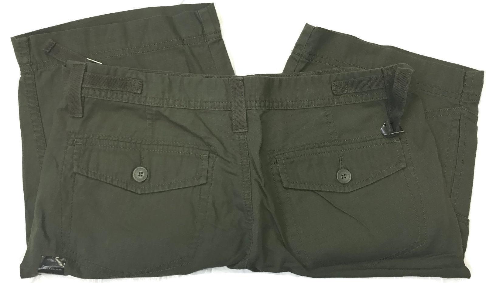 Calvin Klein Women's WB97C49 NWT Bermuda Shorts - Multiple Colors & Sizes