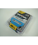 AAA RAYOVAC  High Energy Long Lasting  48 Pack Unopened Brand New Batter... - $11.50