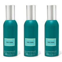 New Bath & Body Works Tree Farm Concentrated Room Spray 3 Pc Set - $23.36