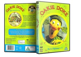 Childrens DVD - Oakie Doke - Series 1 - Episodes 1 To 7 DVD - $26.00