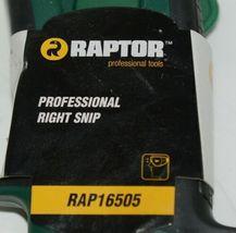Raptor RAP16505 Professional Right Snip Steel Blade Belt Clip image 3