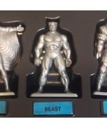 The Uncanny X-Men Alert - Adventure Board Game -1992 Beast Figure - $4.95