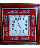 Vintage Large Hanover Coca-Cola Clock - $267.02 CAD