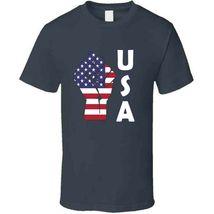 Fight Power Usa T Shirt image 4