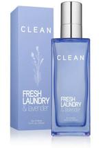 Clean Fresh Laundry & Lavender Eau Fraiche Spray 175ml/5.9oz NEW IN SEALED BOX - $29.69