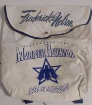 Vintage Seattle Mariners Trident/Pitchfork Logo-Frederick & Nelson Backp... - ₹813.05 INR