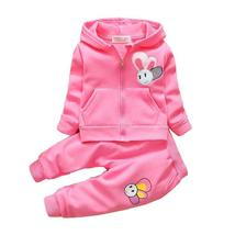 kid baby girls long sleeve tops + pants clothes - $23.38+