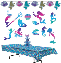 Mermaid Party Decorations - $29.95