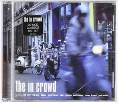 The In Crowd 20 MOD Classics 1964-97 Cd (1997 Jam Weller Who - $5.99