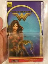 Rare SDCC 50 2019 Exclusive Kuzos Wonder Woman Die Cast Tiara DC Comics ... - $57.81