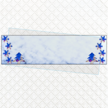 Christmas Banner C1-Jewelry Tag-Gift Tag-Holiday-Digital Clipart-Gift ca... - $4.99