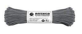Rothco 550 Nylon Paracord, 100', Charcoal Grey - $9.99