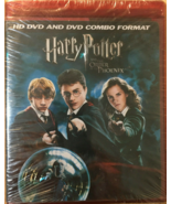 Harry Potter and the Order of the Phoenix (HD / DVD Combo) - $3.50