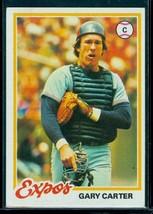 1978 Topps  #120  Gary Carter - $2.22