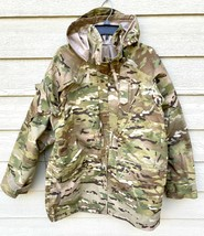 Us Army Issue Apec Gen II Gore Tex Multicam Cold/Wet Weather Parka - Med... - $262.35