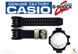 Casio G-Shock Gravity Master GPW-1000-2A Navy Blue Rubber Watch Band & Bezel - $309.95