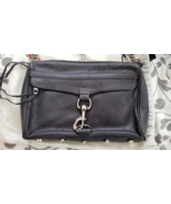 Rebecca Minkoff Morning After Clutch MAC in Grey/Silver. - $95.00