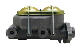 "GM Universal Corvette Style Cast Iron 1"" Bore Master Cylinder. 9/16""-1/2... - $69.29"