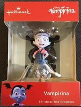 """2018 Hallmark Disney Jr Vampirina Christmas Tree Ornament NEW 4"""" Tall - $16.82"""