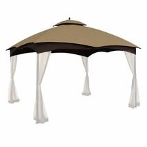 Gazebo Tent Replacement Canopy Top for Lowe's Allen Roth 10'x12' Gazebo #GF - $173.89