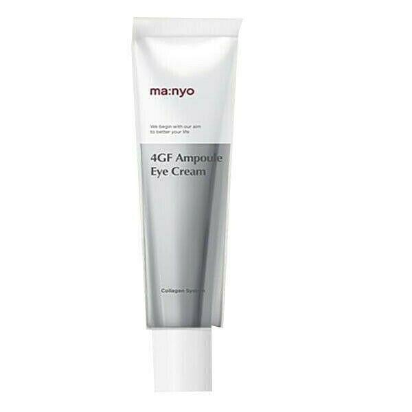Manyo Factory 4GF Eye Cream Whitening & Anti Wrinkle 30ml K-Beauty Free Track  - $34.45