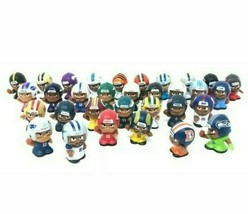 2019 NFL TEENYMATES SERIES 8 FOOTBALL - PICK YOUR FOOTBALL TEAM FIGURE N... - $2.48+