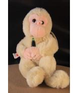 COKE International Bean Bag Plush Key Key the Snow Monkey Japan #0237  EUC  - $8.08