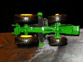Die-Cast Model 7720 John Deere toy tractor AA19-1617 Vintage image 7