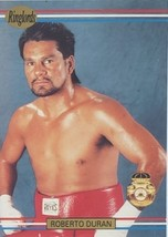Roberto Duran RingLords 1991 Officially Licensed by The World Boxing Ass... - $3.95