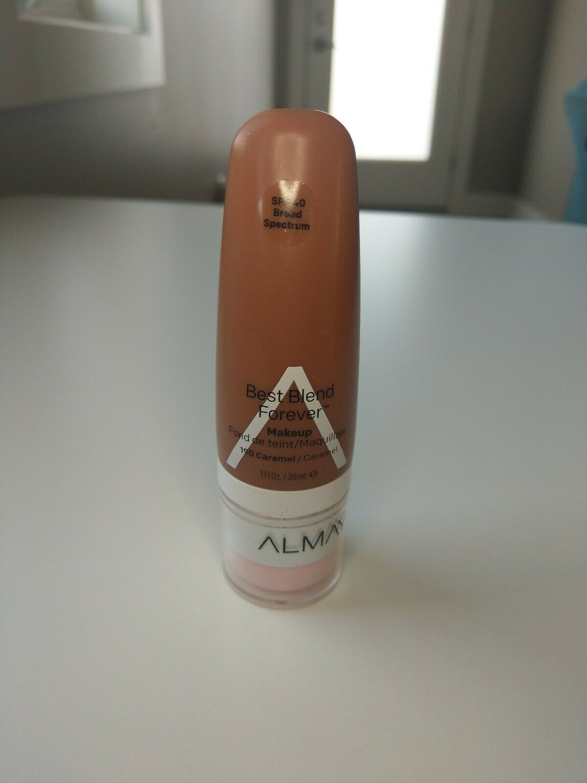 Primary image for Almay Best Blend Forever Makeup. 190 Caramel Spf 40.