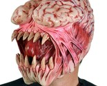 Brain Eater Mask Monster Gory Bloody Beast Scary Creepy Halloween Costume MF1001