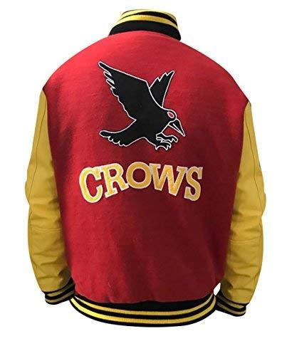 Crows Tom Welling Smallville Letterman Clark Kent Varsity Bomber Jacket