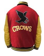 Crows Tom Welling Smallville Letterman Clark Kent Varsity Bomber Jacket  image 1