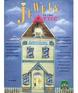 JEWELS IN THE ATTIC GAME - Discovery Toys - $94.99