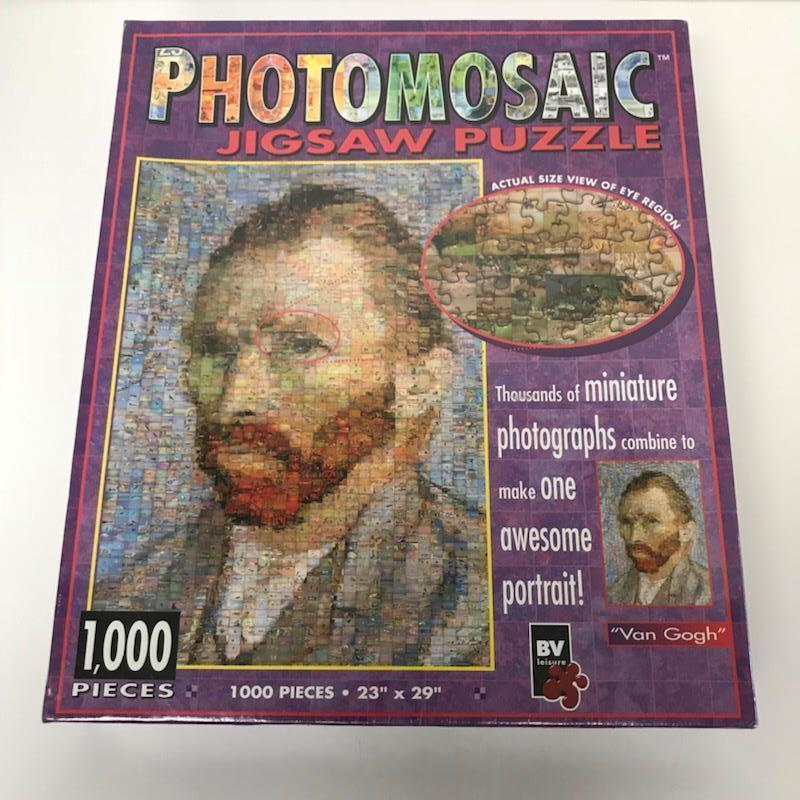 Primary image for Puzzle Photomosaic Jigsaw Puzzle