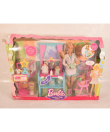 Barbie Mattel I Can Be New Born Baby Doctor Playset Box Damaged - $74.25