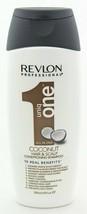 Revlon Professional Uniq One Coconut Conditioning Hair & Scalp Shampoo 1... - $21.99