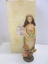 Enesco 2003 Blooming Wild Creativity figure #114896 Karen Hahn - $19.75