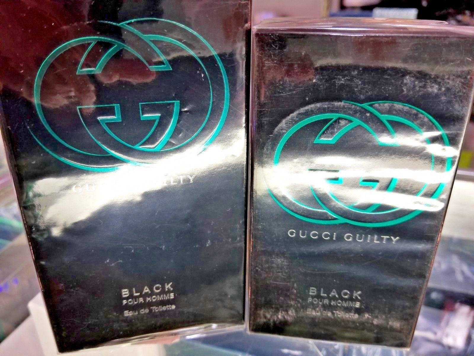 Gucci Guilty Black Pour Homme Edt Spray Men And 50 Similar Items Gulity For 57